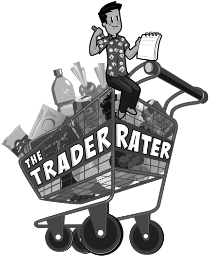 The Trader Rater Logo White